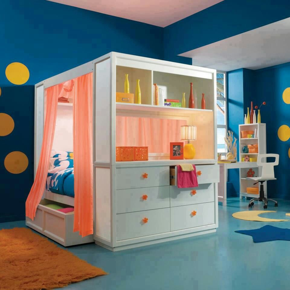 Creative loft bed ideas  Selecting Beds for Kids Room Design  Beds and Modern Children