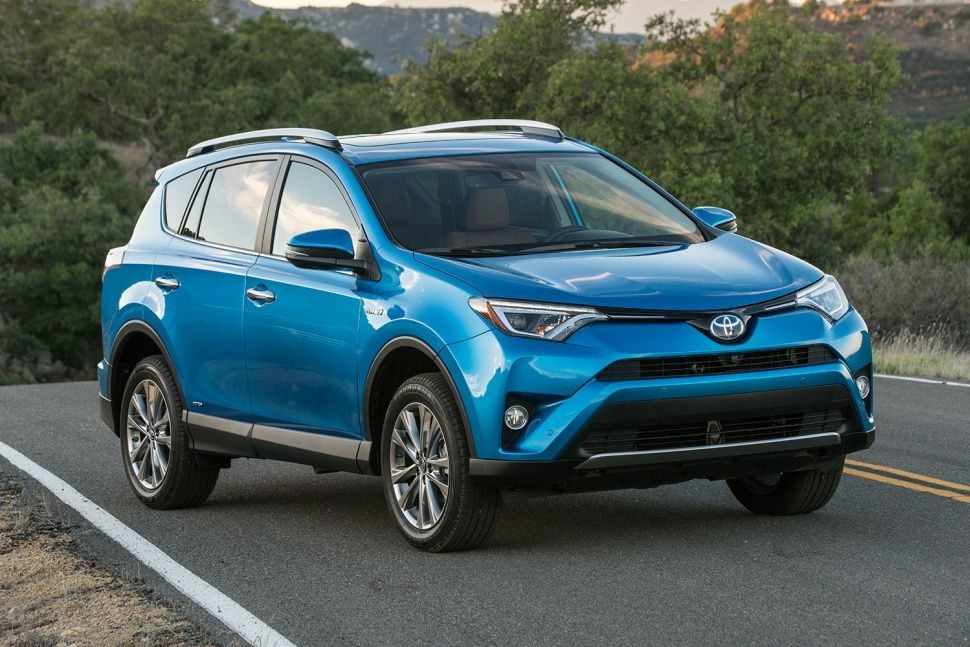 It S About Time For A Hybrid Rav4 With Images Toyota Rav4