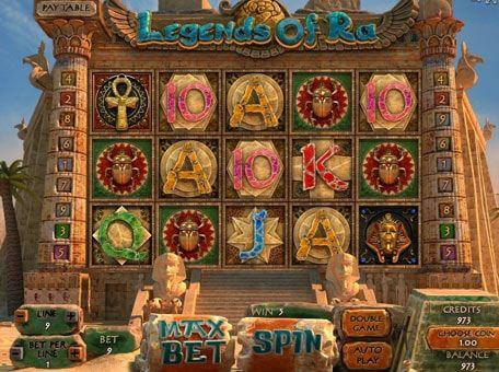 Legend of ra ігровий автомат