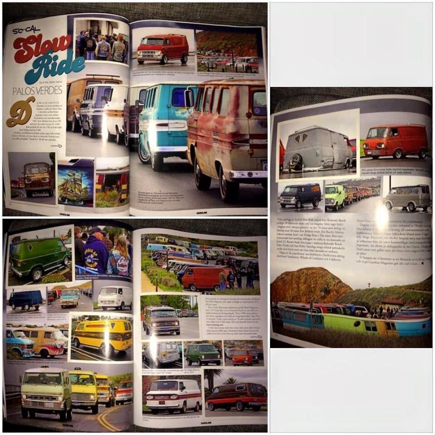 california street vans - Google Search