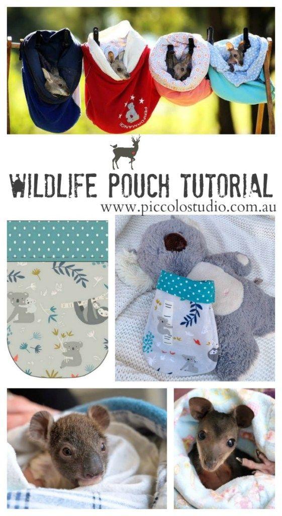 Making a Wildlife Pouch - Tutorial - Piccolo Studio ...