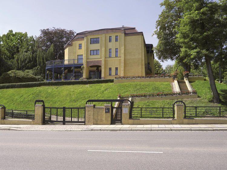 Henry van de Velde. Villa Esche. (mit Bildern) Villa