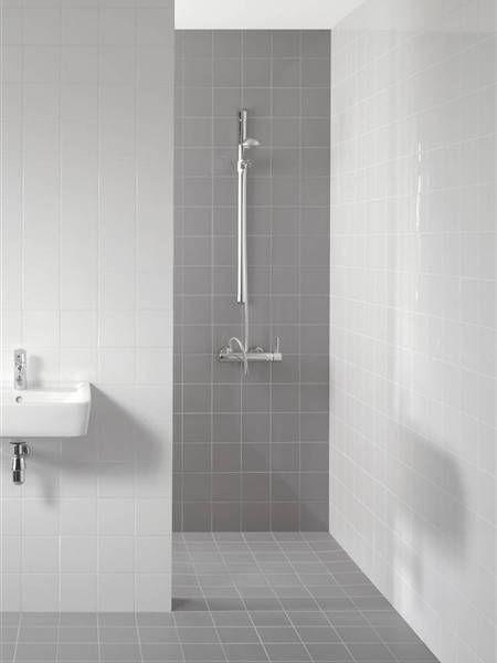 Mosa « Vivarec Salle de bain Pinterest - joint noir salle de bain