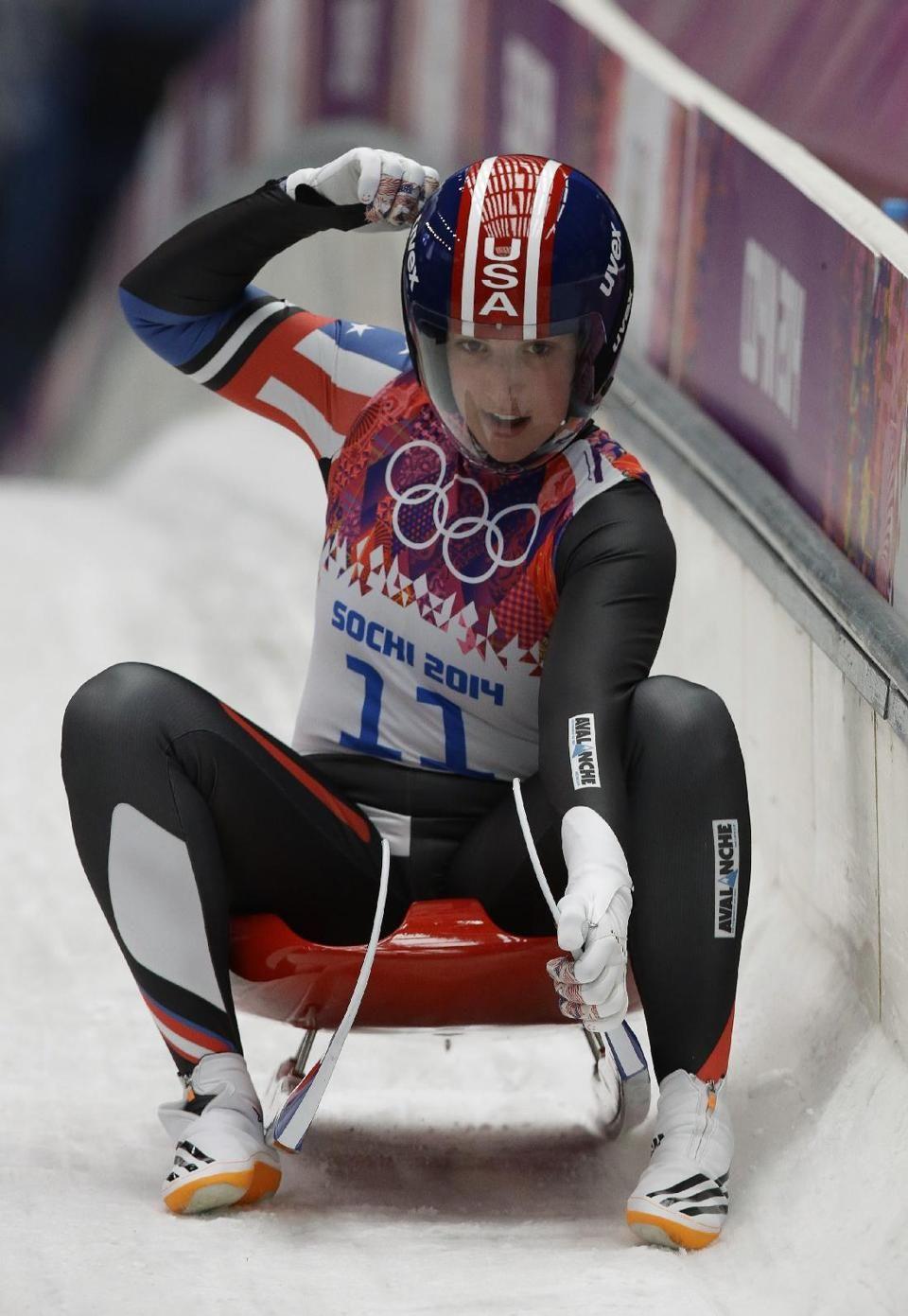 Natalie Geisenberger wins Olympic luge title Luge