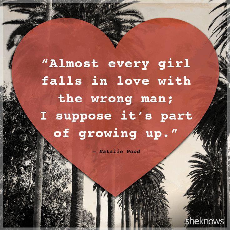 Resultado de imagen de Frases de Natalie Wood