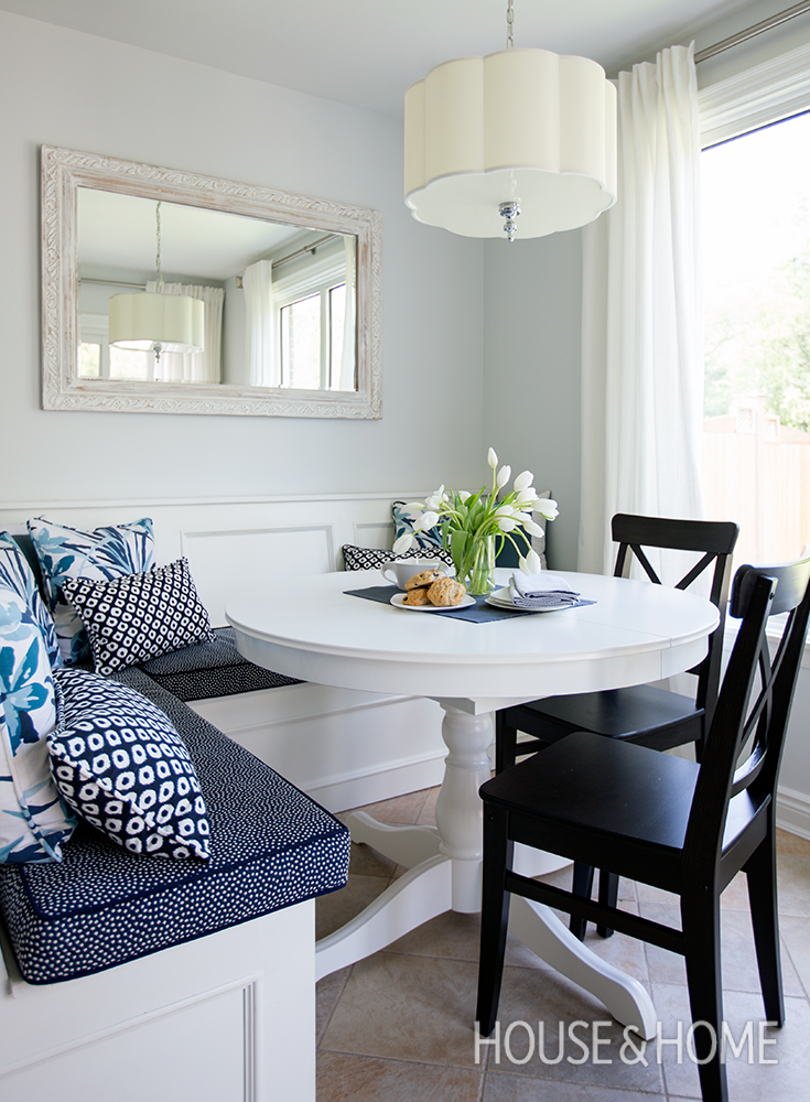Small House Makeover: From Drab To New-Trad