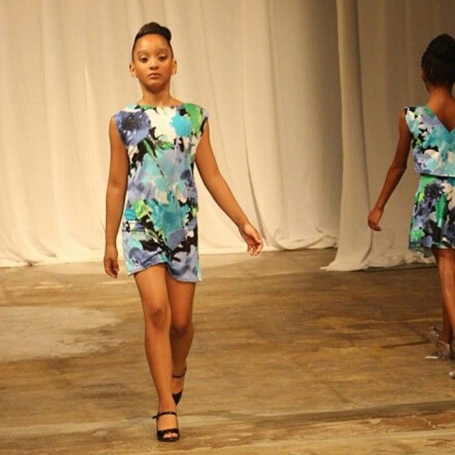 How to Get your Child into the Modeling Industry Aja Wooldridge