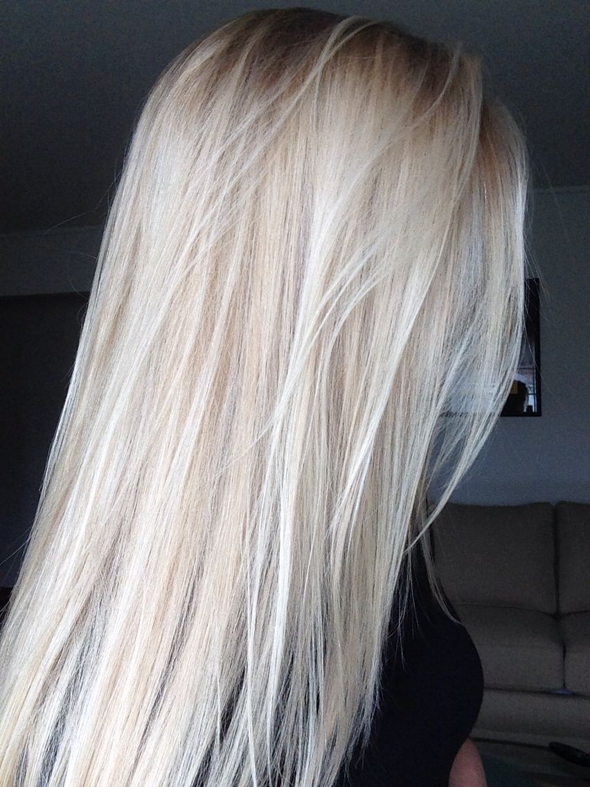 Platinum hair | Hair in 2019 | Dyed hair, Platinum blonde ...