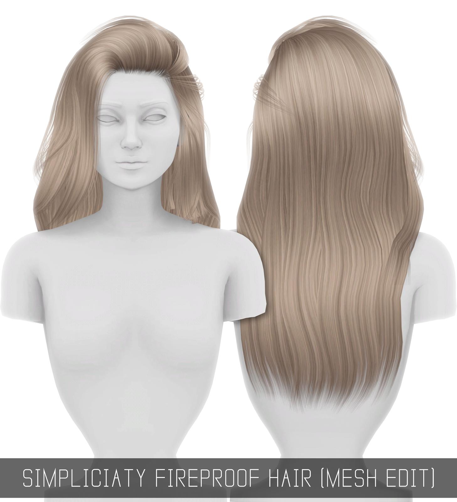 Completamente imperfecto mods sims 4 peinados Galería de cortes de pelo estilo - Pin de 𝖘 en Sims 4 Alpha CC | Sims, Sims 4, Pelo de mujer