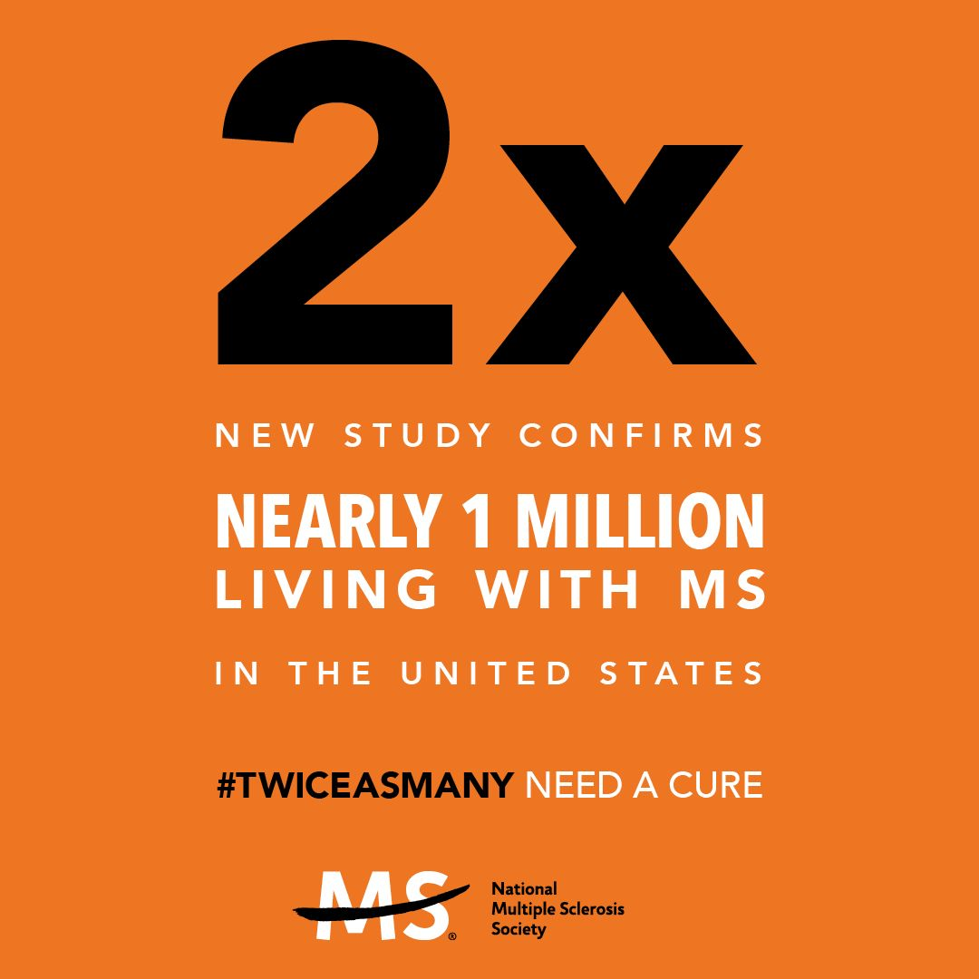 News That Isn T Too Cool 1 Million People Are Living With Ms In