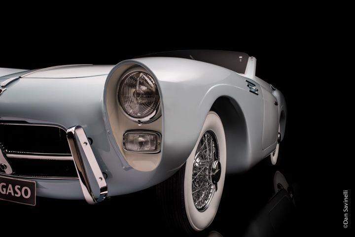 Pictoturo - carversed:   1954 Pegaso Z-102 Series II Cabriolet...