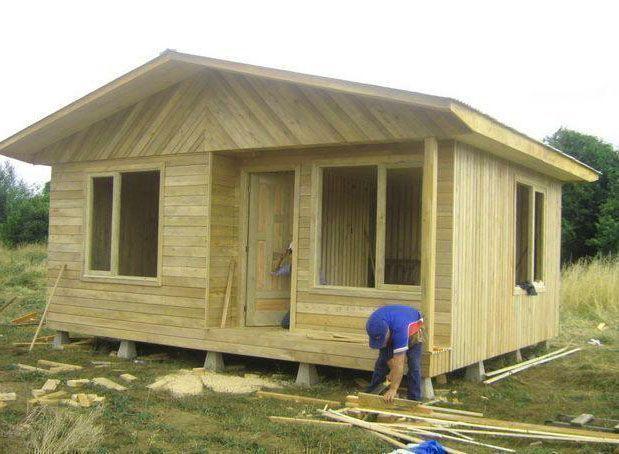 Casas de campo sencillas prefabricadas casas de madera for Casas de campo prefabricadas