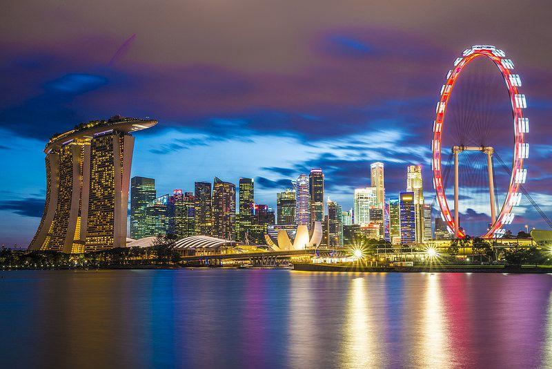 Singapore NDP 2014