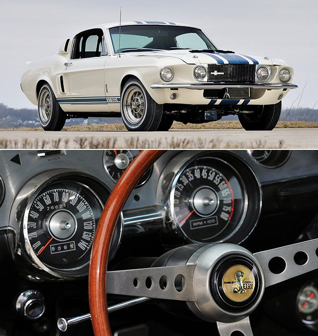 The One And Only 1967 Shelby