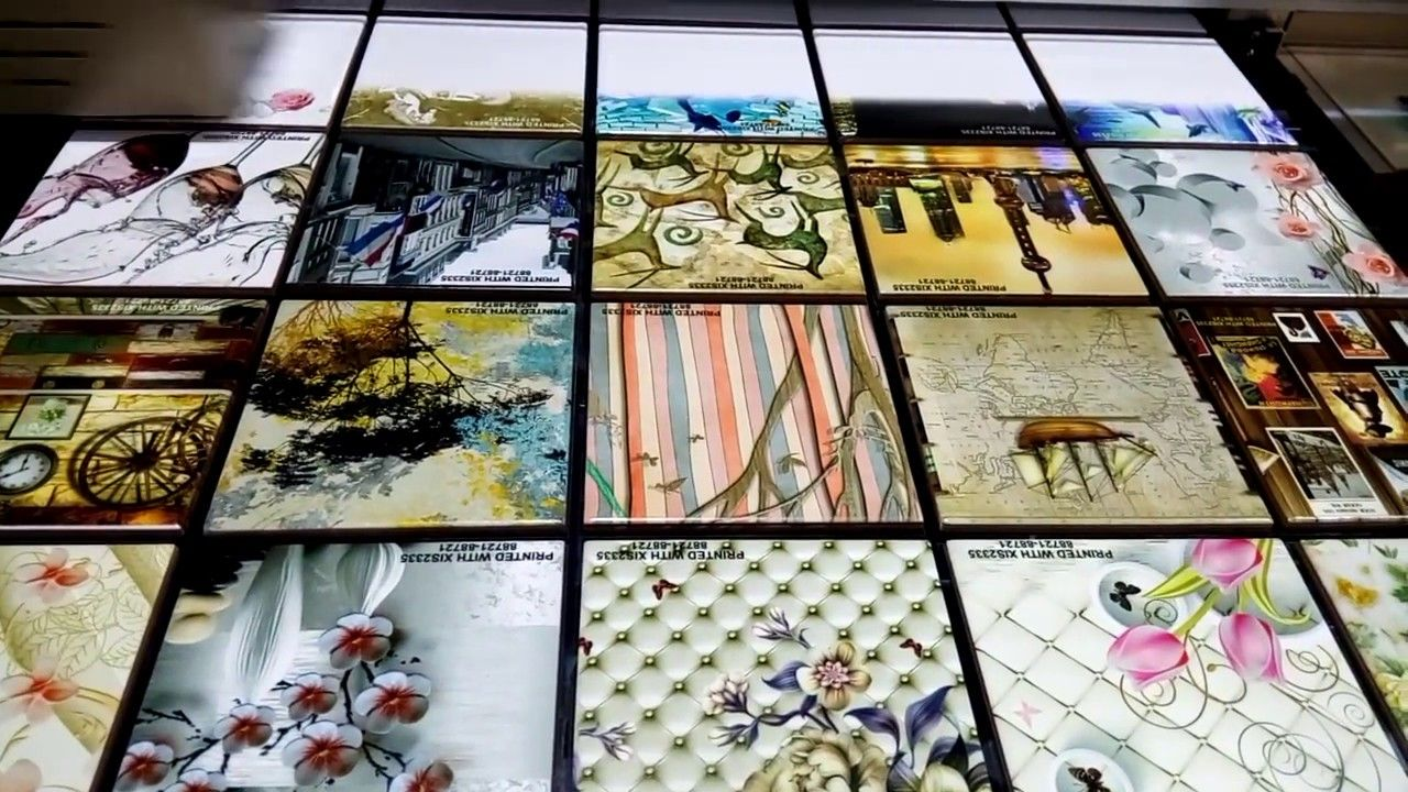 Digital Printing Machine For Ceramic Tiles Ceramic Tile Printer