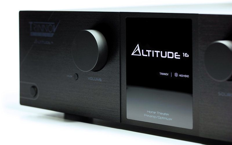 Trinnov Altitude16 Home Theater Preamp/Optimizer Reviewed   Super