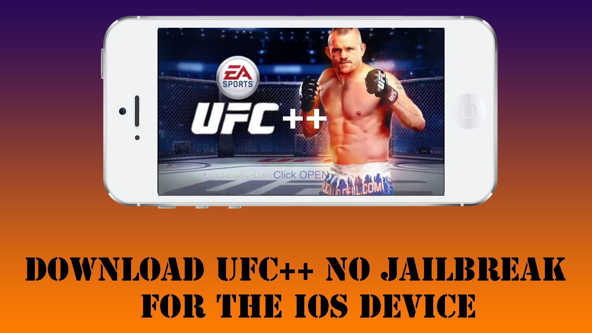 Download ufc on the iphone ipad or ipod touch without