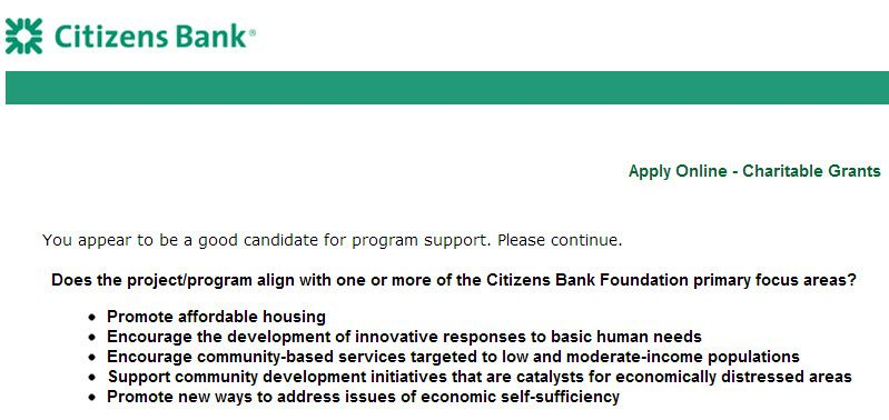 Http Www Cybergrants Com Pls Cybergrants Quiz Check Answer With Images Foundation Grants How To Apply Development