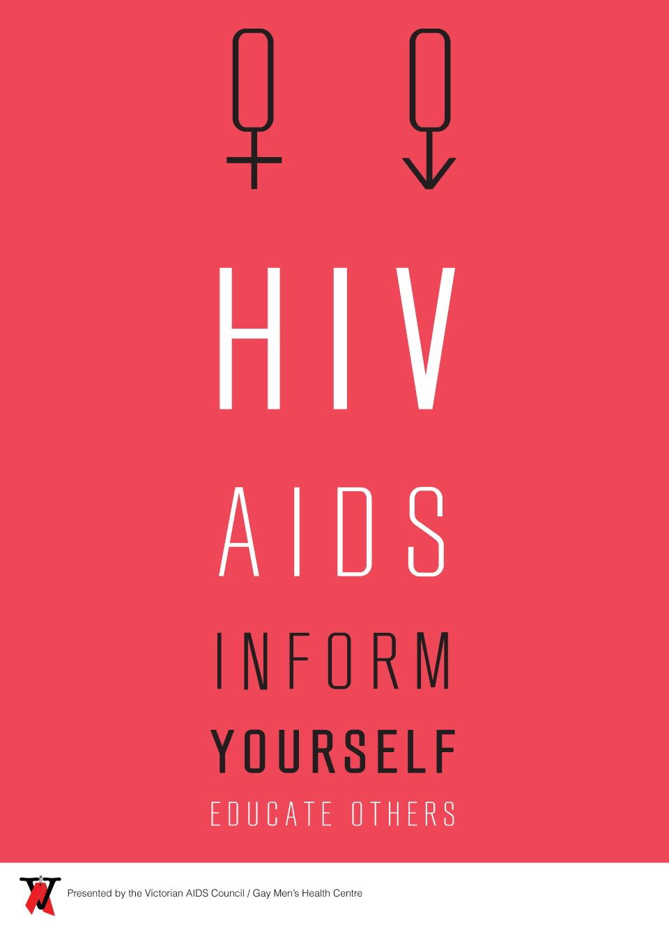 Design poster yourself - Worlds Aids Day Poster Competition Design Wad2013