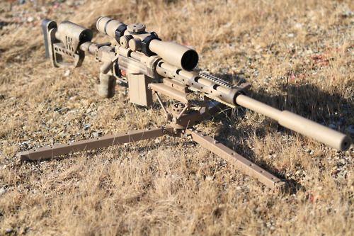 Long range sniping power.