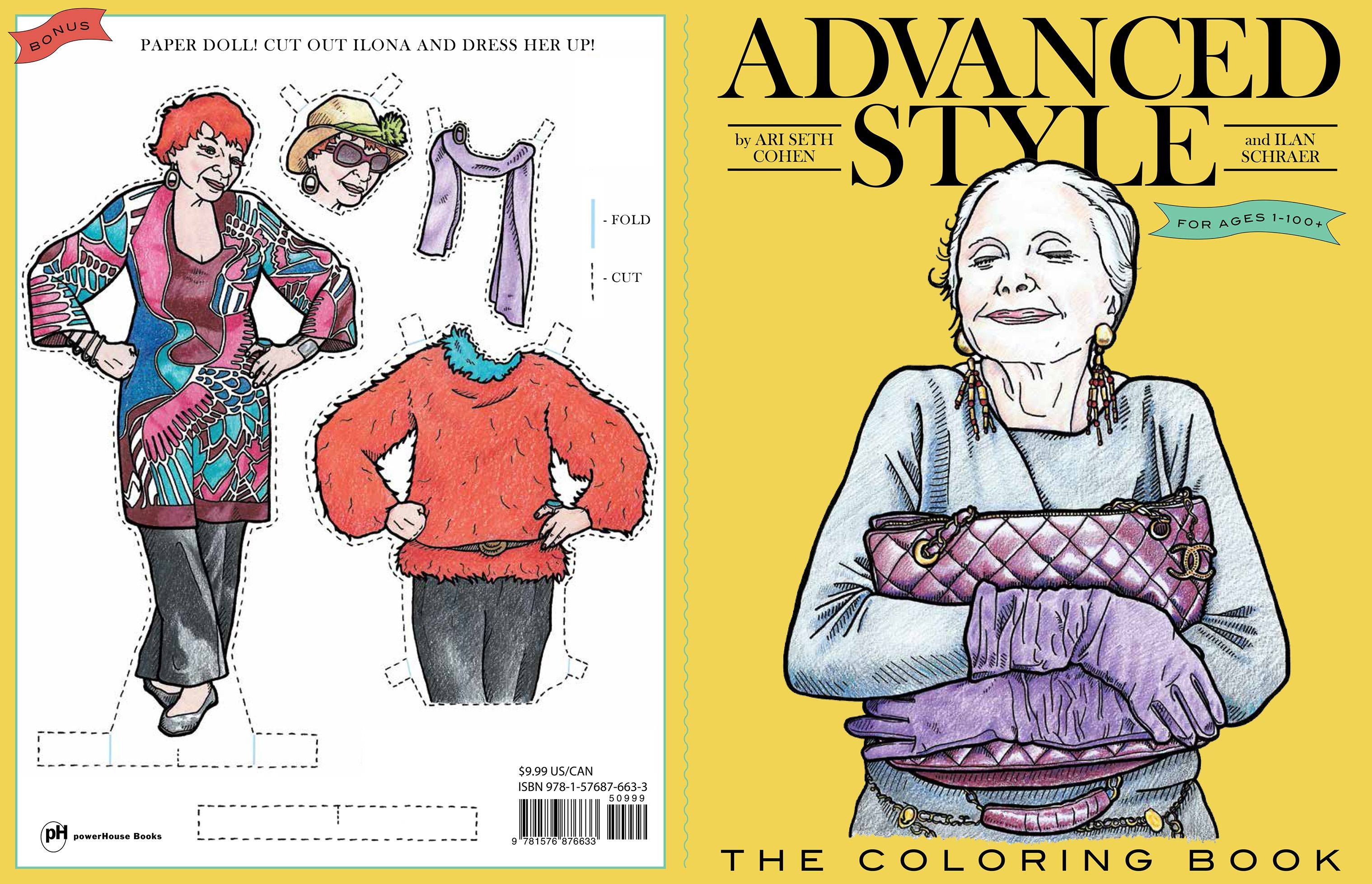 Advanced Style Coloring Book out September 5. http://www.amazon.com ...