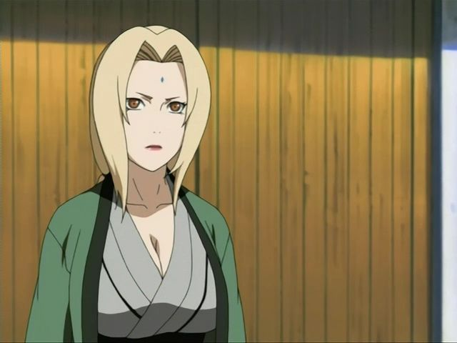 Naruto and Tsunade Wallpaper by weissdrum ...