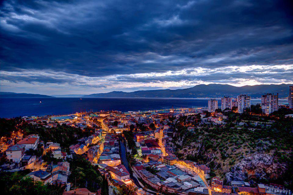 Since 2011 I Live In Rijeka Croatia