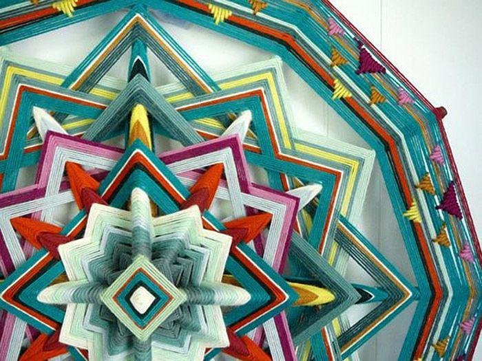 Crafted Mandalas   Jay Mohler inspiration