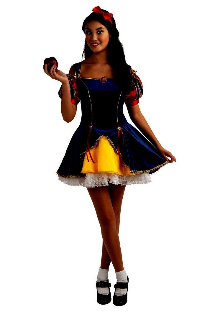 disfraces de halloween para adolescentes mujeres