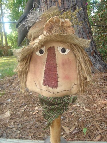 scarecrow idea HALLOWEEN-FALL Pinterest Scarecrow ideas - halloween scarecrow ideas