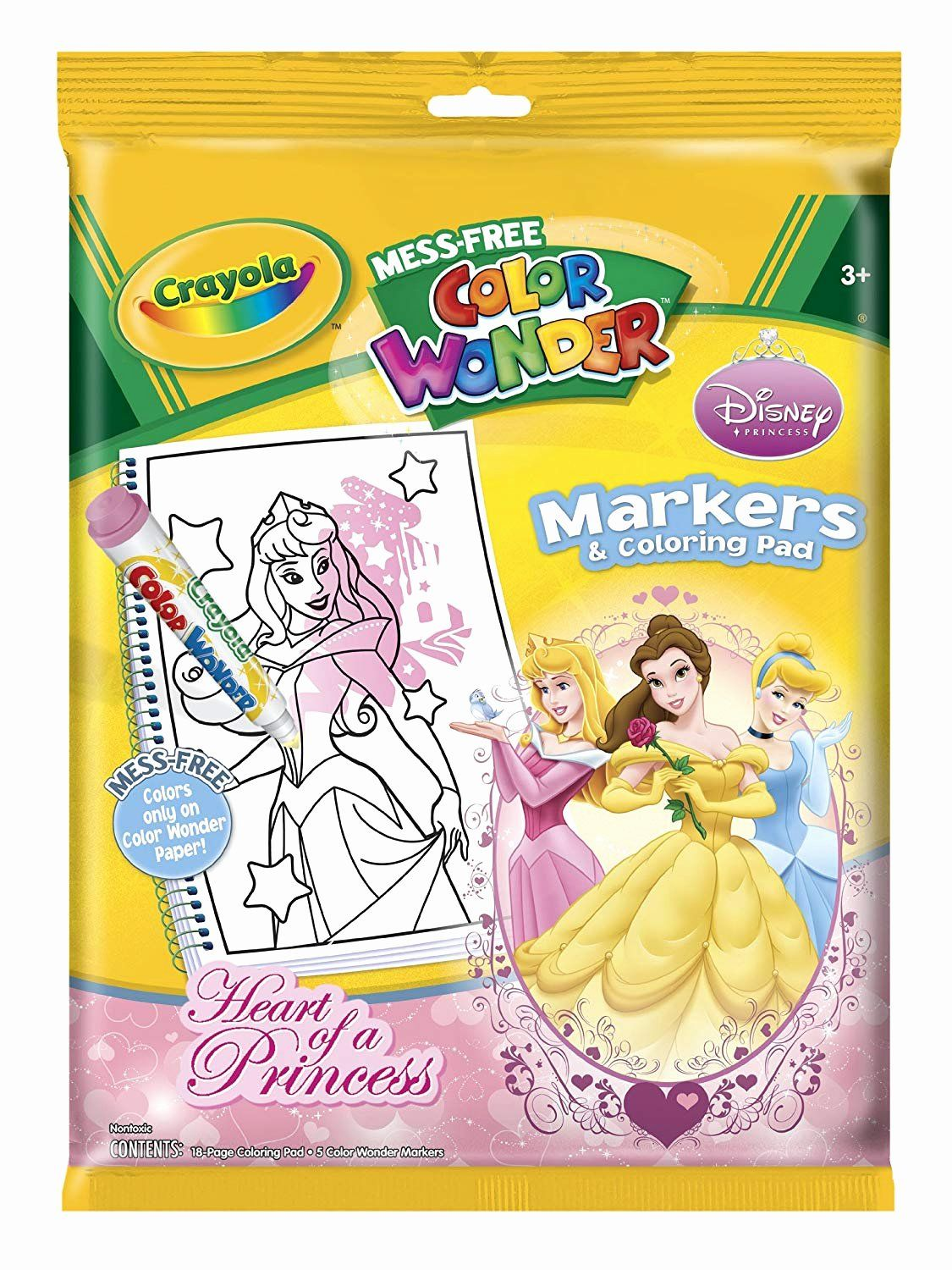 Magic Marker Coloring Book New Mother Knows Best Reviews Crayola Color Wonder Markers Color Wonder Coloring Books Book Markers