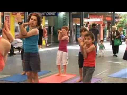 "savasana yoga bubble"" /music videojvgmusic kids yoga"