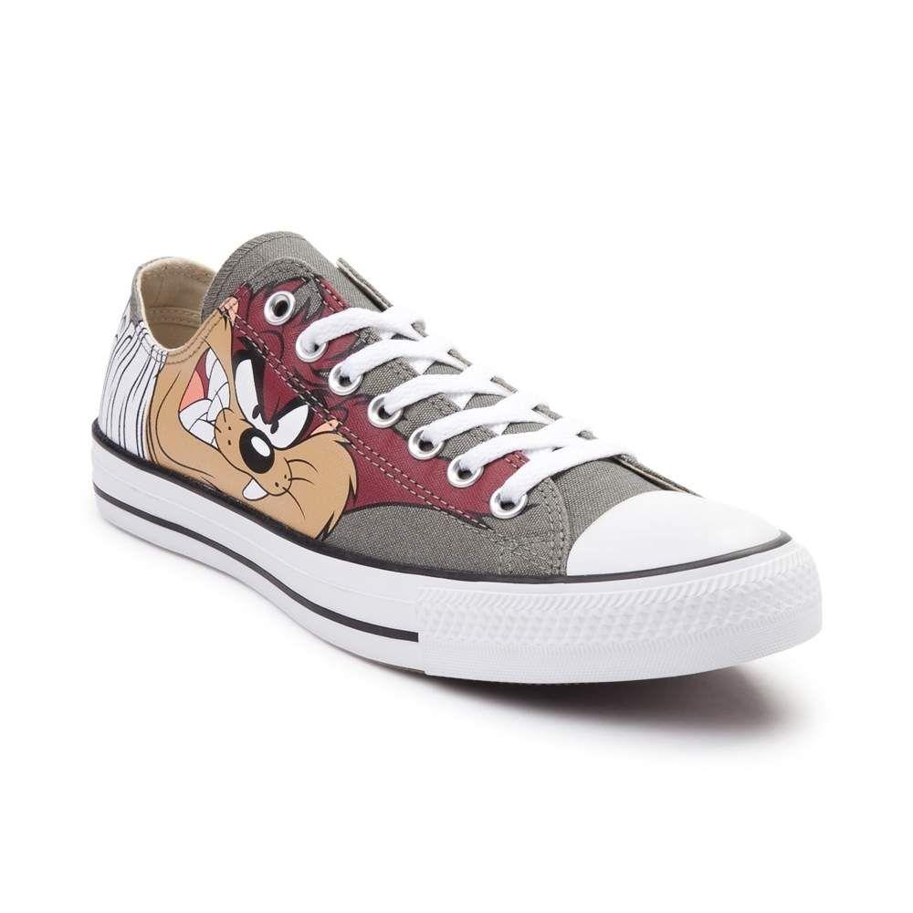 Converse Chuck Taylor All Star Lo Looney Tunes Taz Sneaker