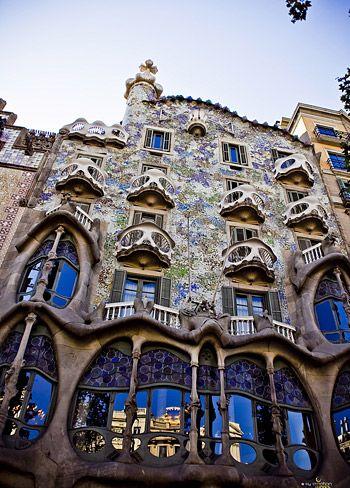 casa balto barcelona built in