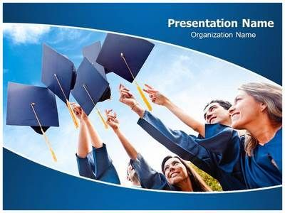 Graduation Powerpoint Template is one of the best PowerPoint - best of certificate templates for powerpoint