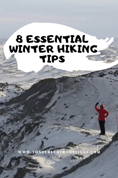 Photo of 8 Essential Winter Hiking Tips: How to Embrace Hiking in Winter |