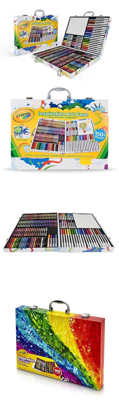 Paint Sets 134569: Crayola Art Set Kids Adults Artist Crayons ...