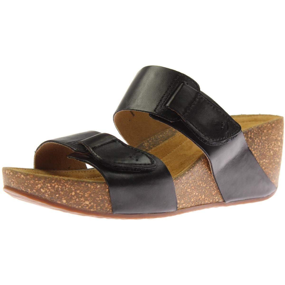 Clarks Women's Temira East Wedge Sandal => You will love