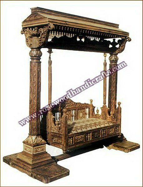 Traditional Swing For Living Room: Wooden Swings, Chiniot Furniture, Handcraved Swing, Wood