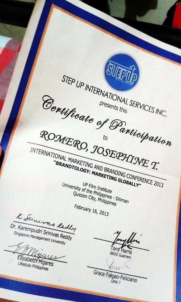 Pin by Josephine Romero on Certificates Pinterest Certificate