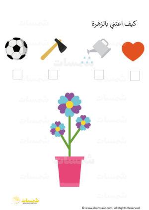 Pin On مطبوعات موضوع النبات للاطفال