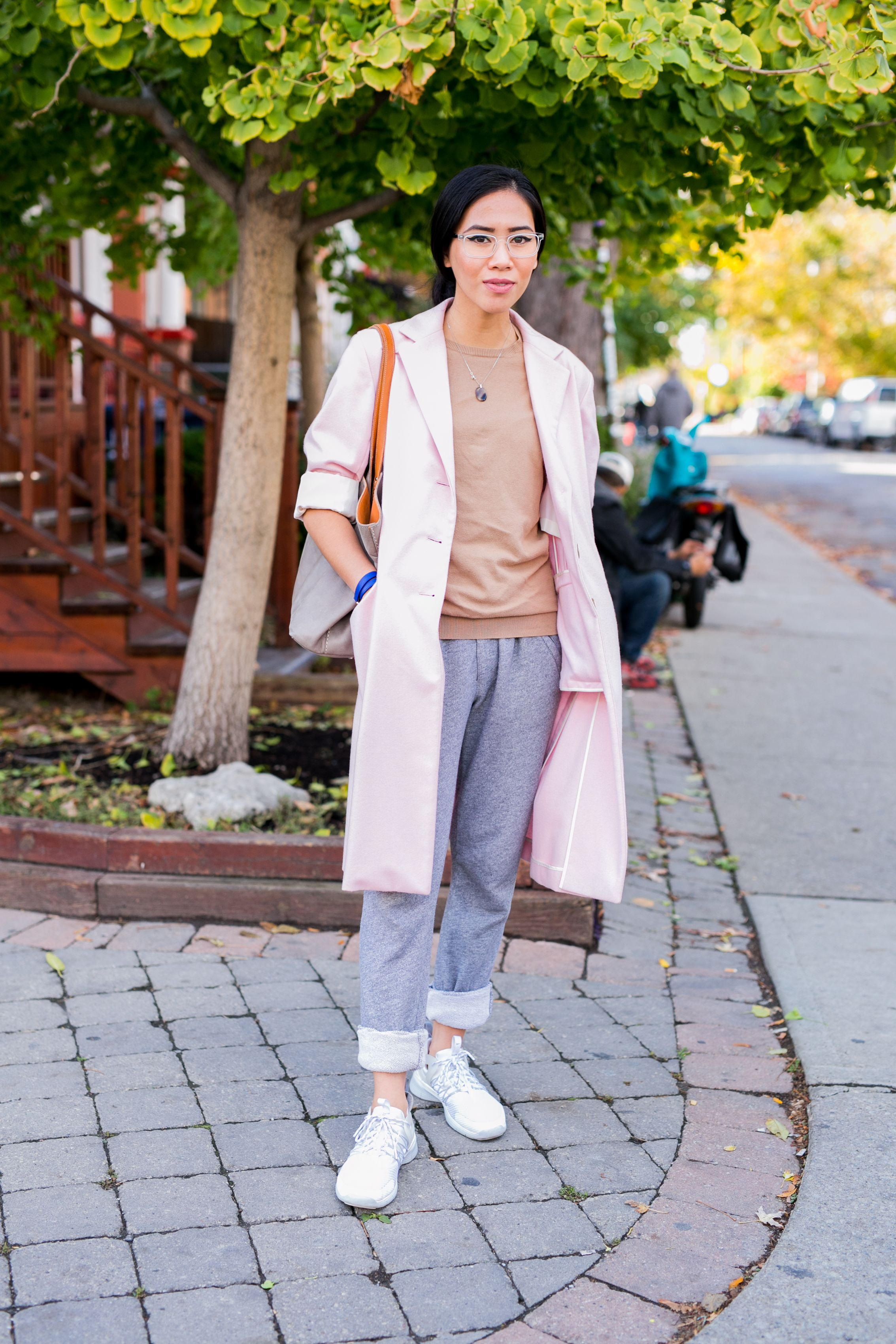 Street Style Fall looks at Kensington Market Autumn
