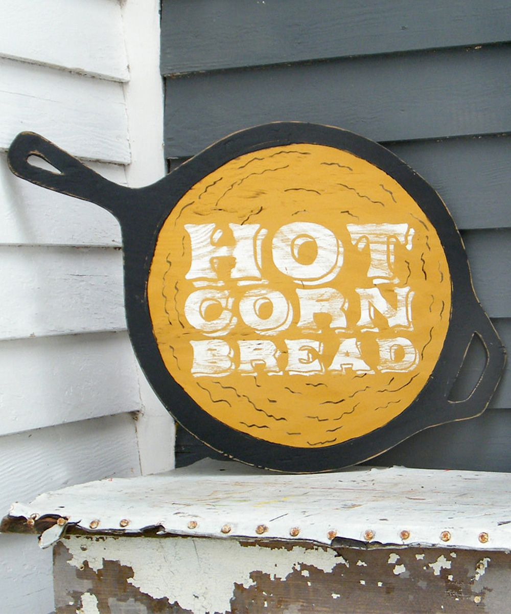 Cornbread\' Skillet Wall Art   Daily deals for moms, babies and kids ...
