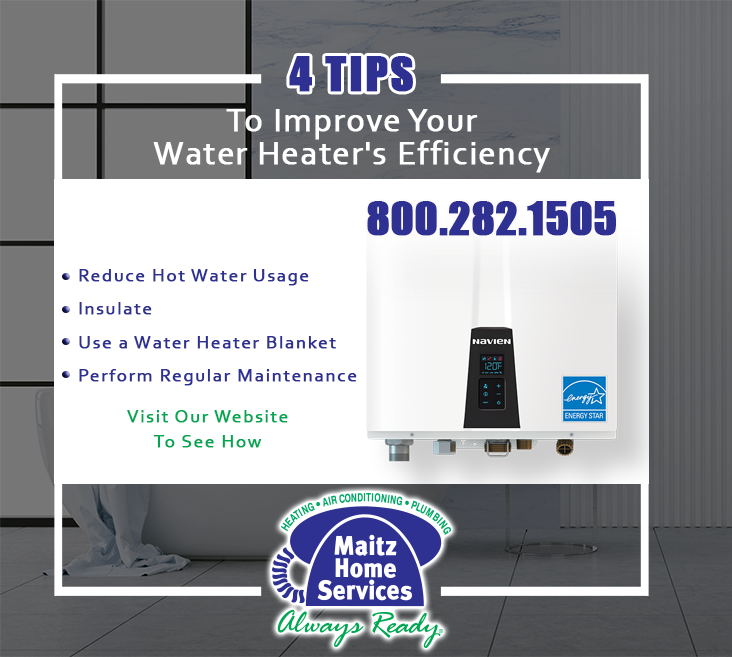 4 Tips To Improve Your Water Heater S Efficiency With Images