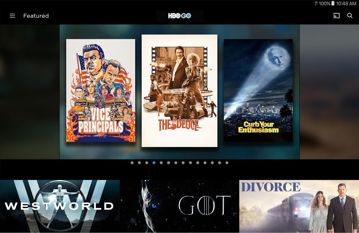 Solve blank screen or video playback issues on hbogo