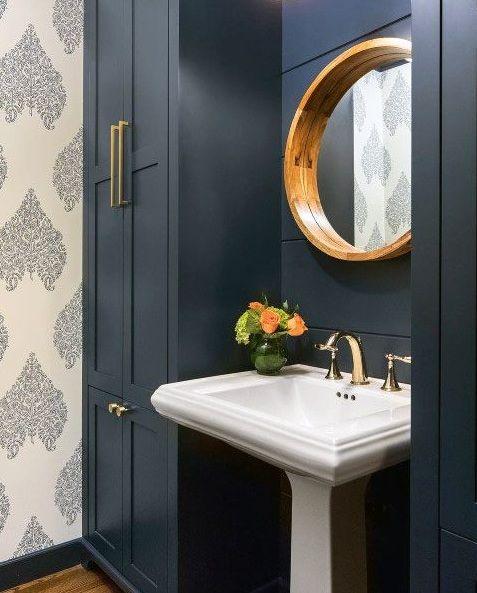 Half Bathroom Decor Ideas and Inspiration for Your Next ...