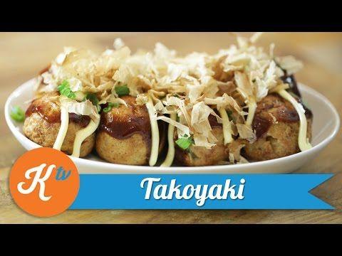Resep Takoyaki Yuda Bustara Youtube Memasak Resep Makanan Makanan Jalanan