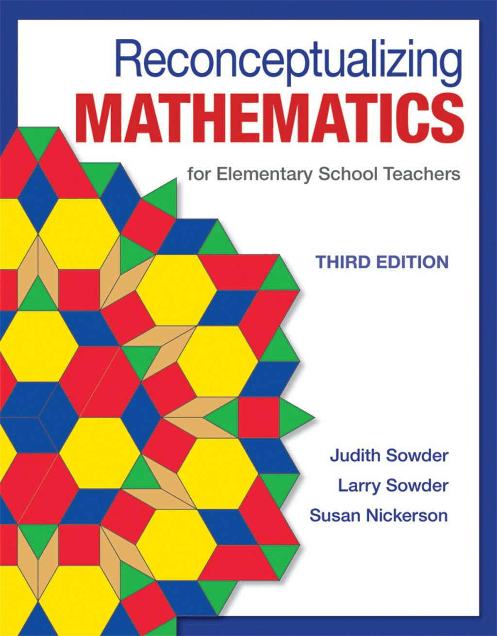 Reconceptualizing Mathematics Ebook Rental Elementary Schools