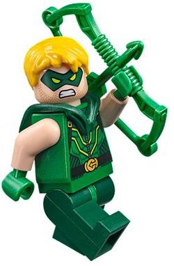 Green Arrow Green Arrow Lego Dc Darkseid