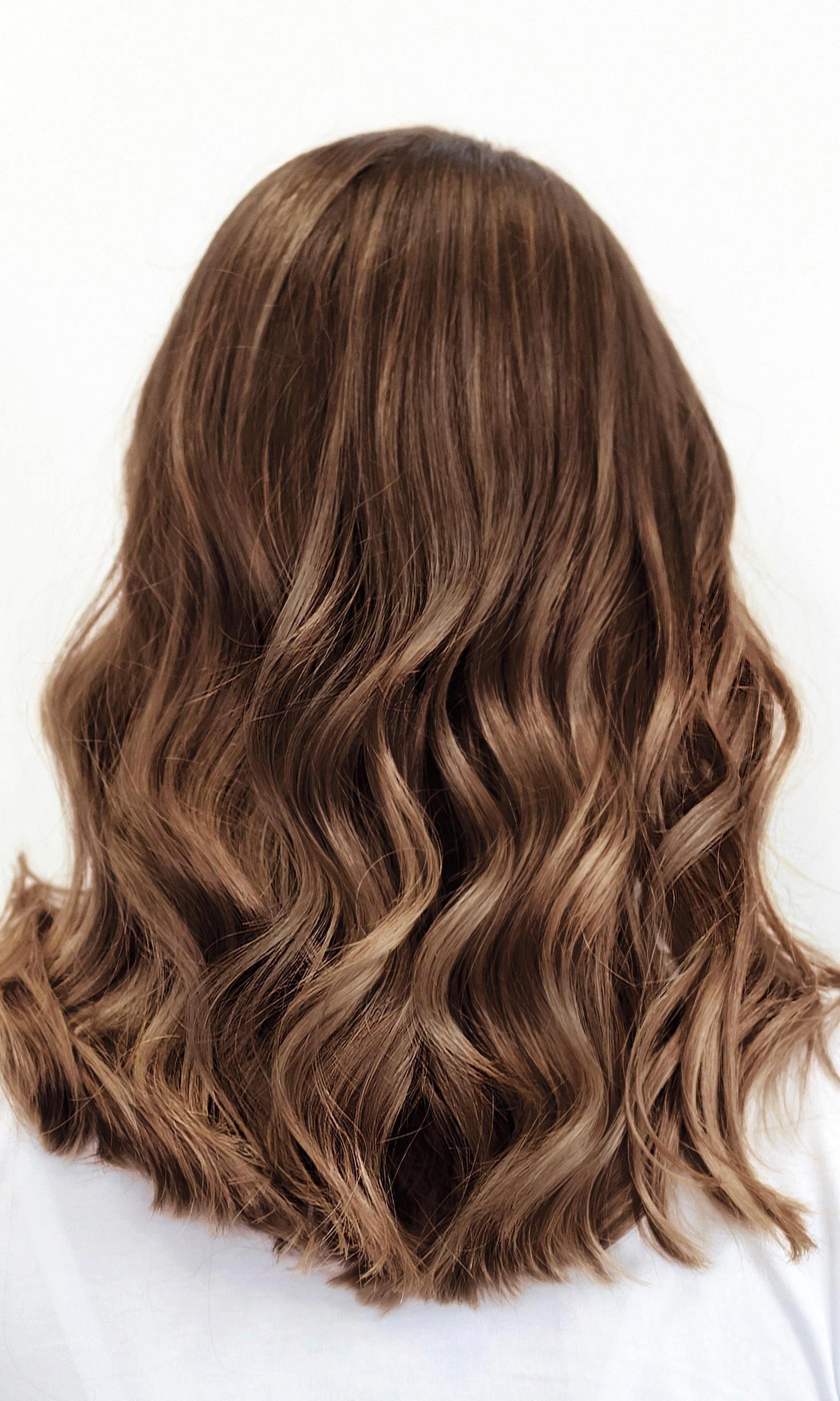 Verona Brown Brown Hair Color With Warm Auburn Undertones With